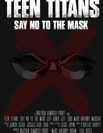 Teen Titans: Say No To The Mask